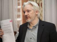 Julian Assange. Foto: Wikimedia
