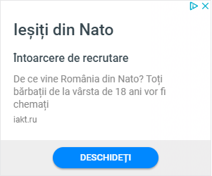 Ciudata reclamă anti-NATO