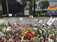 Omagiu adus victimelor de la clubul Pulse (Orlando) din 2016