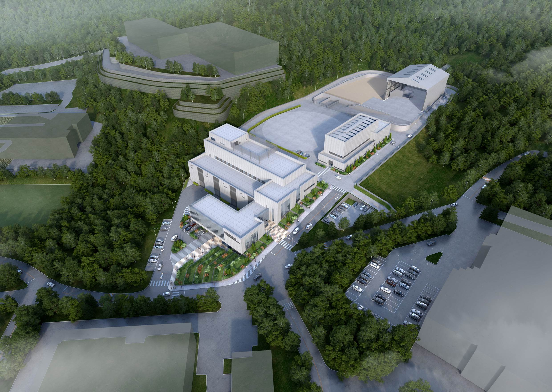 Hyundai va testa aici viitoarele stivuitoare și excavatoare