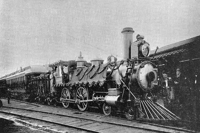 Thomas Cook era o companie de turism înființată încă de pe timpul locomotivelor cu aburi